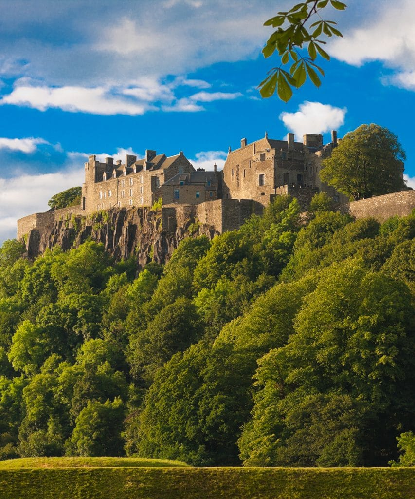 Stirling Castle Day Tour from Edinburgh