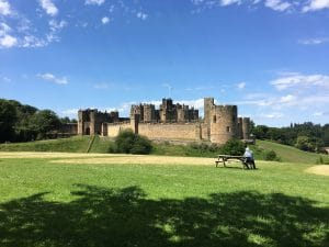 Alnwick Castle Day Tour from Edinburgh