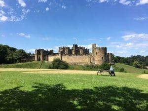 Alnwick Castle Day Tour from Edinburgh