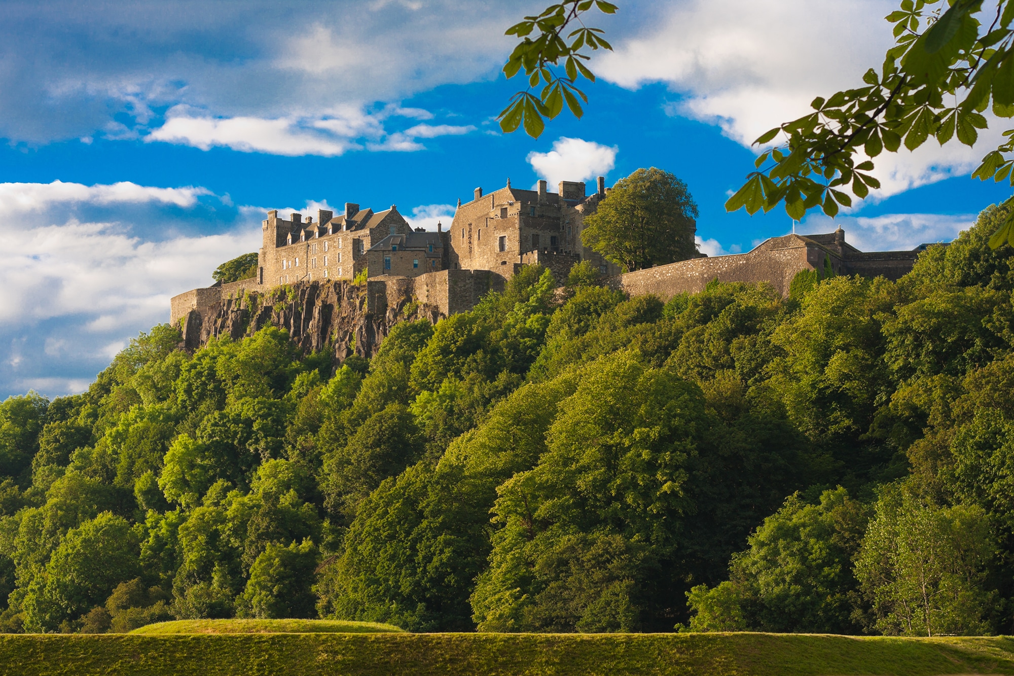 Stirling Castle Tour from Edinburgh