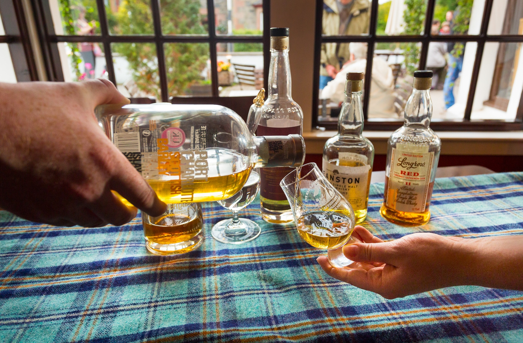 Whisky Experience Tour