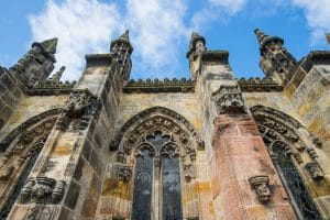 Getting to Rosslyn Chapel
