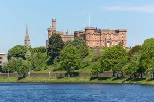 Scotland travel visit Inverness