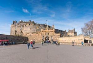 Sightseeing Tours of Edinburgh