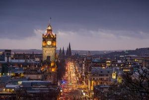Edinburgh Sightseeing Tours