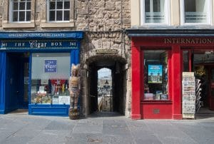Tours from Edinburgh