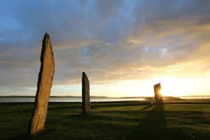 Edinburgh to Orkney