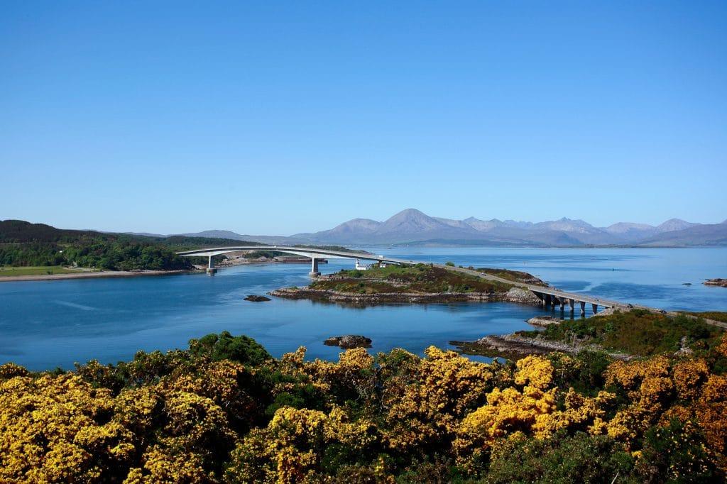 Getting to the Isle of Skye from Edinburgh