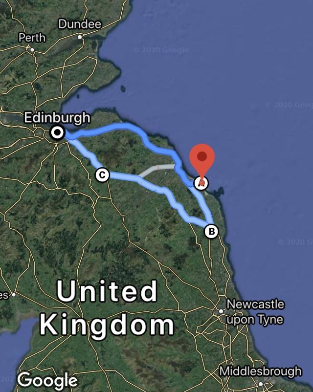 Alnwick Castle Day Tour