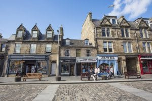 Tours of Scotland -St Andrews
