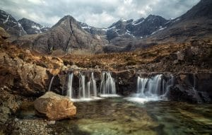 Fairy Pools of Skye