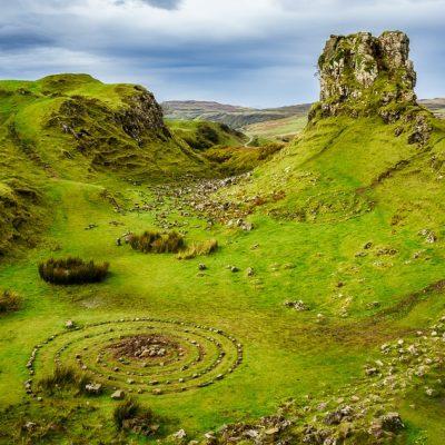 Isle of Skye from Glasgow