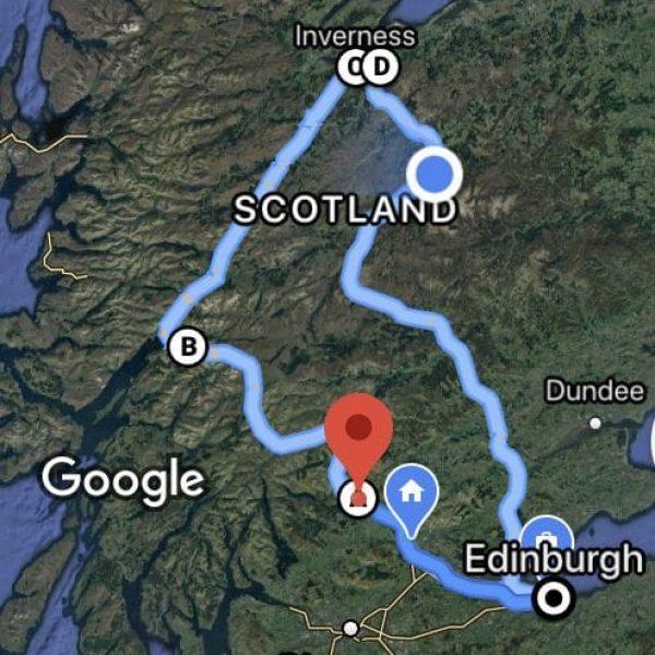 Inverness & Scottish Highlands 2-Day Tour