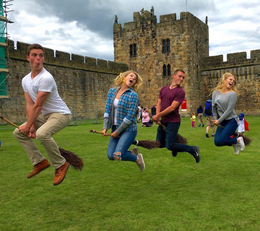 Alnwick Castle & Viking Coast Day Tour
