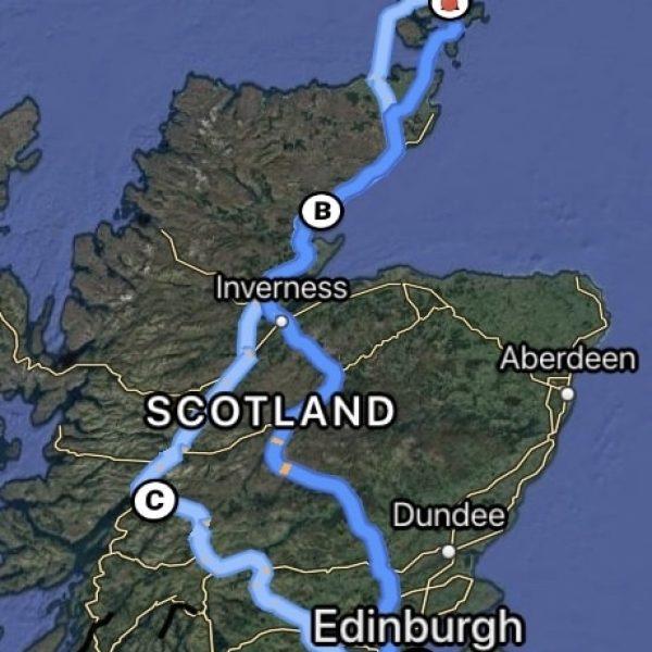 Orkney Islands Tour from Edinbrugh