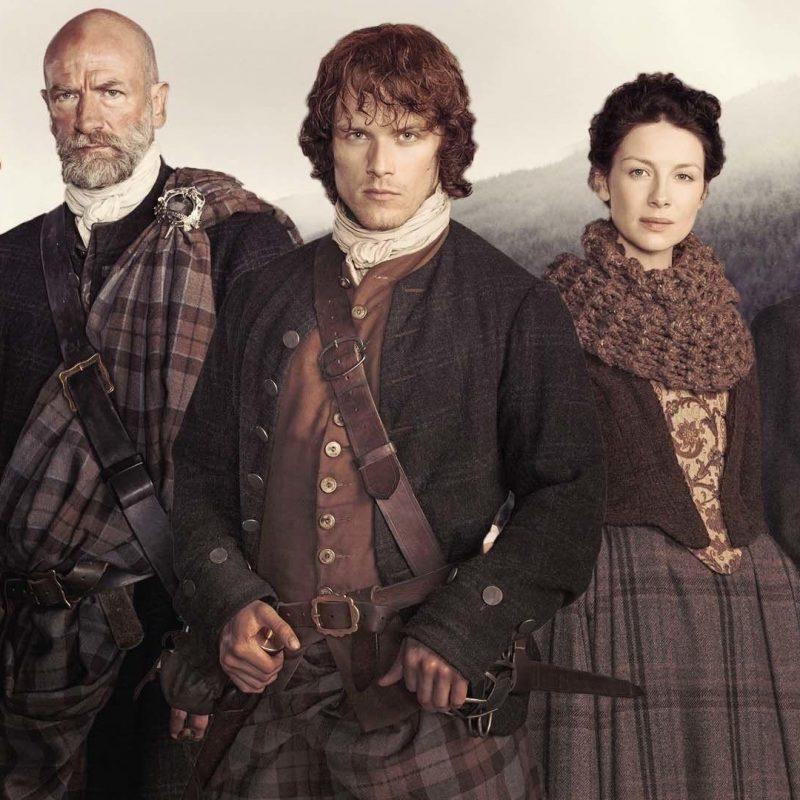Outlander Scotland Tour