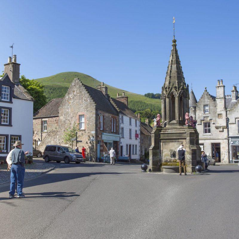 3 day Outlander Tours from Edinburgh Scotland