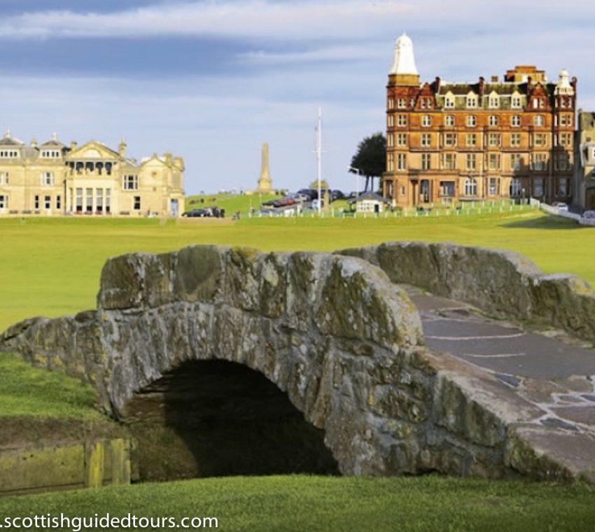 St Andrews Day Tour