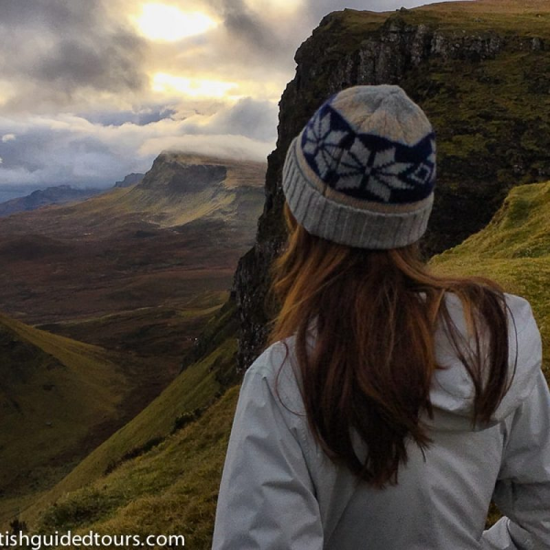 We find a secret spot for the best views of Skye.