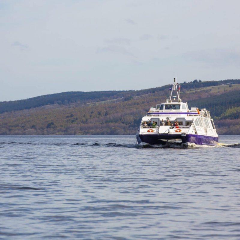 Loch Ness Tour from Edinburgh