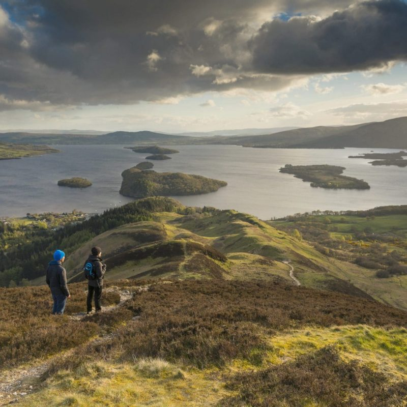 Scottish Guided Tours - Contact us